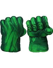 CGBOOM Superhero Handschoenen Smash Handen Vuisten Grote Zachte Pluche Kids Boksen Training Handschoenen Cosplay Kostuum Speelgoed voor Kinderen Jongen Meisje Verjaardag