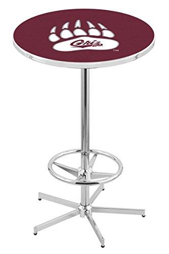 (Holland Bar Stool L216C University of Montana Officially Licensed Pub Table, 28
