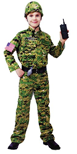 Kids Convict Costume Ideas (Morris Costumes Generic Army Inftry Costume Large)