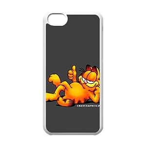 Phone Accessory for iPhone 5C Phone Case Cartoon Garfield G939ML Phone Cover