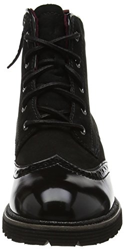 Stivali black Donna Tamaris 25240 Nero z6OWw5q