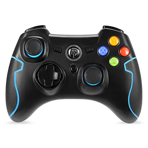 EasySMX 2.4G Wireless Controller for PC, Windows, PS3, Android, TV Box Portable Gaming Joystick Handle