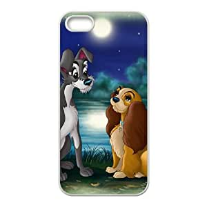 iPhone 4 4s Cell Phone Case Covers White Lady and the Tramp II Scamp's Adventure Character Annette Phone cover R49371619