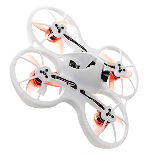 EMAX Tinyhawk Brushless Micro Indoor Racing Drone Whoop 75mm BNF FRSKY Ready to Fly FPV Beginners Durable Inverted Motors Full Acro Level Horizon Mode by EMAX (Image #4)