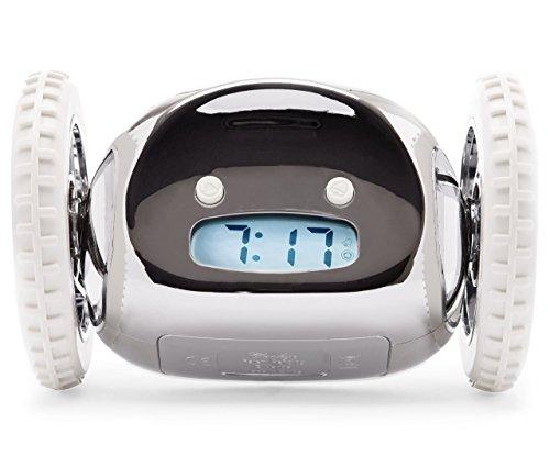 Clocky Alarm Clock on