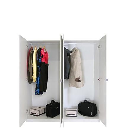 Amazon Alta 4 Door Wardrobe Closet Basic Package Kitchen Dining