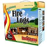 Rediflame 10 Pack Fire Log (Boxed)