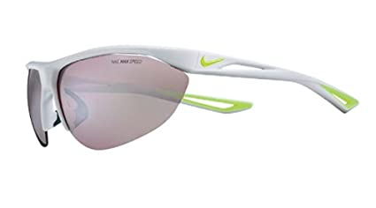 5c49b59cb18 Image Unavailable. Image not available for. Color  Nike Mens Tailwind Swift  Mirrored Wraparound Sport Sunglasses Gray O S