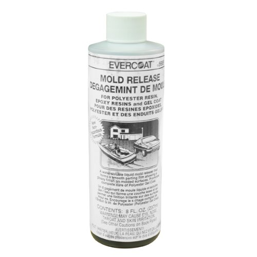 Fiberglass Evercoat Mold Release Agent, 8-Ounce
