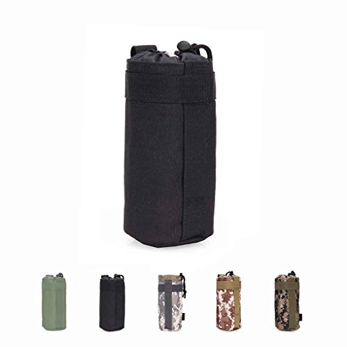 Military Water Bottle Bag Outdoor Tactical Kessel Tasche f¨¹r Camping Wandern