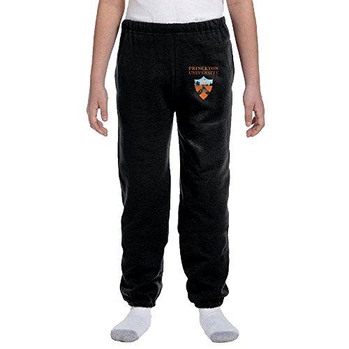 Jackson Princeton University Youth Slim Fit Jogger Sweatpant Workout Pant L