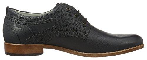 FRETZ men Oskar, Zapatos de Cordones Derby para Hombre Blau (Blue)