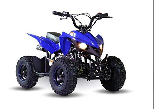 kids mini 50cc ATV Automatic four wheeler gas powered mini quad children Titan