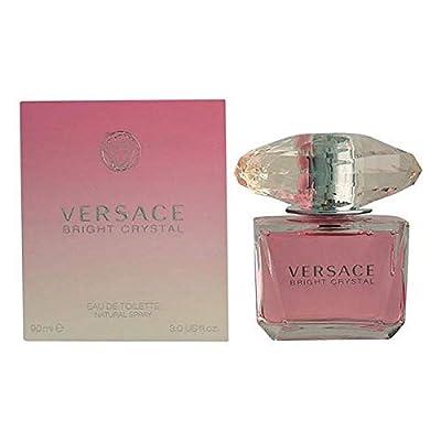 Versace Bright Crystal Eau de Toilette Women