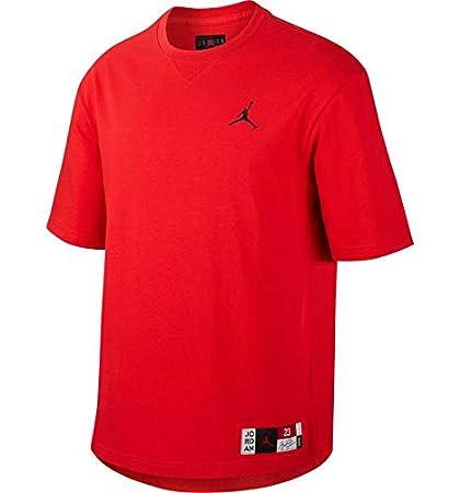 Nike M J Sprtdna SS Jordan Crew Short Sleeve T-Shirt Uomo