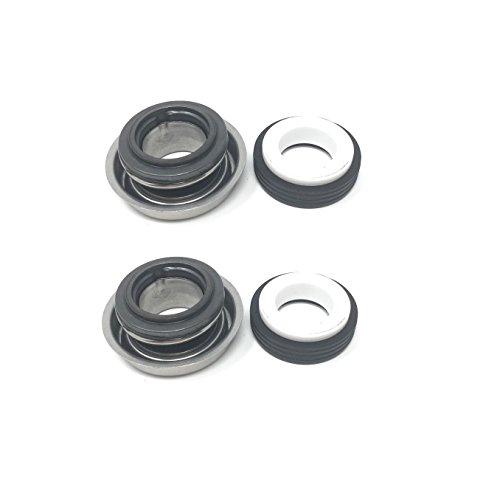 2 Pack Pool & Spa Pump Shaft Seal 5/8