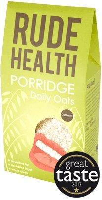 Rude Health - Porridge Daily Oats - 500g (Case of 5)