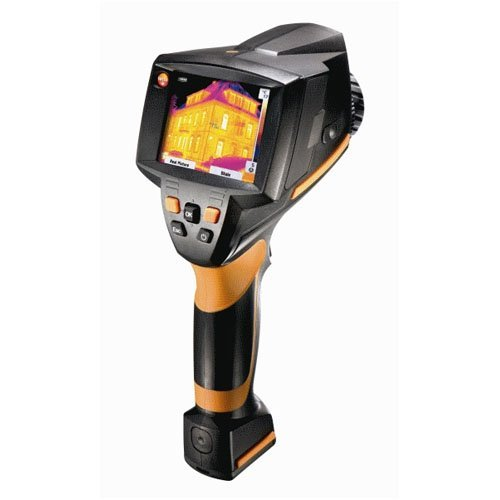 Testo 0563 0875 71 Series 875i Model 875i-1 ABS Thermal Imager Kit included Visual Camera, 160 x 120 Pixels FPA Detector, 50mK Sensitivity, 33Hz