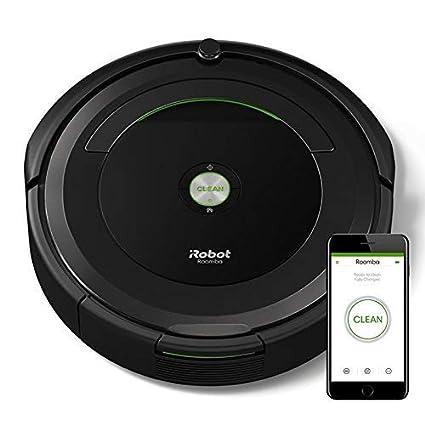IROBOT Robot aspirador irobot roomba 696 - navegación iadapt - limpieza 3 fases - sensores acusticos