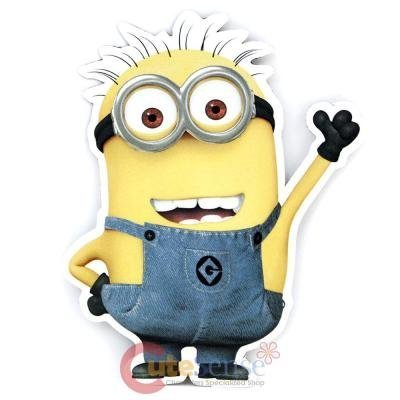 Image Unavailable. Image not available for. Color  Despicable Me 2 Minion  Wave ... 58f29365cb7c2