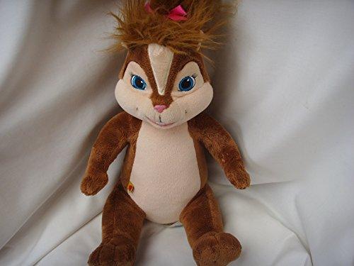 "Build a Bear Alvin and the Chipmunks Eleanor Plush Doll 9"" Stuffed Animal from Build A Bear"