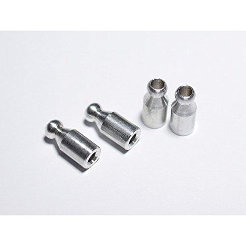 Hot Racing TDB328 12mm Offset Aluminum 5mm Ball Shock Bushing
