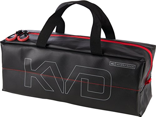 Plano KVD Worm Speedbag, Premium Tackle Organization (holds 40 worm bags)