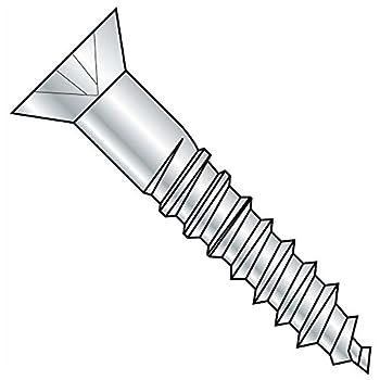 Crown Bolt 21002 #10 x 1 Inch Zinc-Plated Flat-Head Phillips Drive Wood Screws, 100-Count