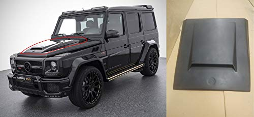 kit-car Hood Cover Scoop for Mercedes-Benz G-Class W463 Brabus Style