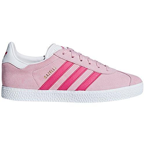 38 Tenis Gazelle Donna Scarpe Taglia Adidas da Rosa Sneaker Ginnastica Basse xg0xv4Oqw