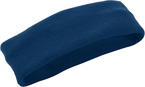 Augusta Sportswear Chill Fleece Headband/Earband OS Navy