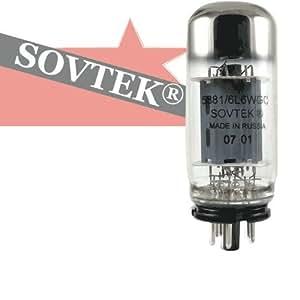 Sovtek 5881 / 6L6WGC Vacuum Tube, Single