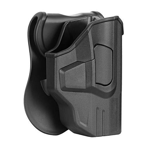MP Shield 9mm OWB
