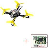 King Kong Fly Egg 130 PNP FPV Racing Mini Indoor Brushless Drone Quadcopter DSM/2 Receiver