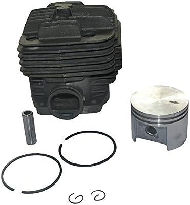 Generic con revestimiento NIKASIL 49 mm de cilindro de pistón ...