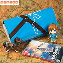 Nintendo Switch Carrying case, NS Soft Travel Case Protect Storage Bag.THE LEGEND OF ZELDA:BREATH OF THE WILD ()