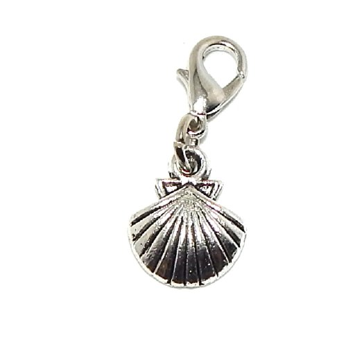 Shell Clasp (Jewelry Monster Clip-on Dangling