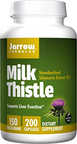 Jarrow Formulas Milk Thistle Caps