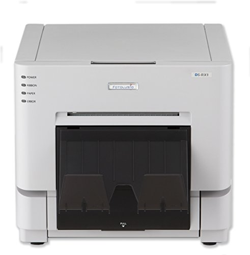 DNP Event Photo Printer DS-RX1HS 6'' Dye Sublimation, for Booth Portrait Printing, 290 4x6''Prints Per Hour by DNP Photo