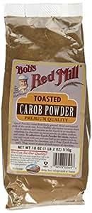 Bob's Red Mill Toasted Carob Powder, 18-ounce