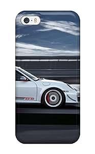 Hot Tpye Porsche Gt3 Rs 3 Case Cover For Iphone 5/5s(3D PC Soft Case)