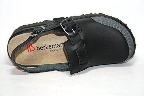 Pro adulto Nero unisex Maxim 09102 Berkemann Nero X Zoccoli 6q5nRBxwS1