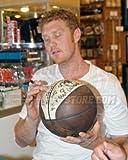 Brian Scalabrine Boston Celtics Signed Autographed