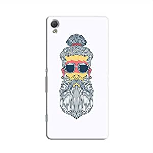 Cover It Up - Hipster Yogi Xperia Z4 Hard Case