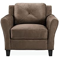 Lifestyle Solutions Harrington Chair in Brown