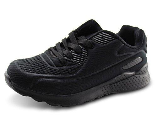 Product image of Jabasic Kids Mesh Breathable Sneakers Boys Girls Lightweight Walking Shoes