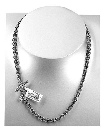 david-yurman-sterling-silver-18-5-mm-rolo-cable-chain-necklace-new-box-2n