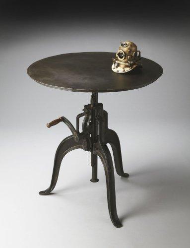 Butler Specialty Company Hall Table, Black (Butler Specialty Metalworks Metal)