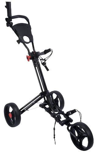 Carro de tres ruedas Qwik-Fold One Click Fold