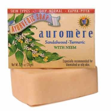 auromere-ayurvedic-bar-soaps-sandalwood-turmeric-275-oz-a-2pc